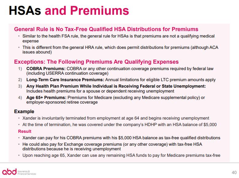 hsa+medicare+premiums