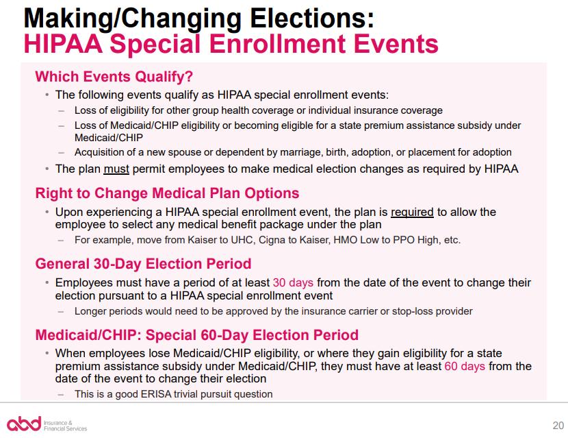 HIPAA+special+enrollment