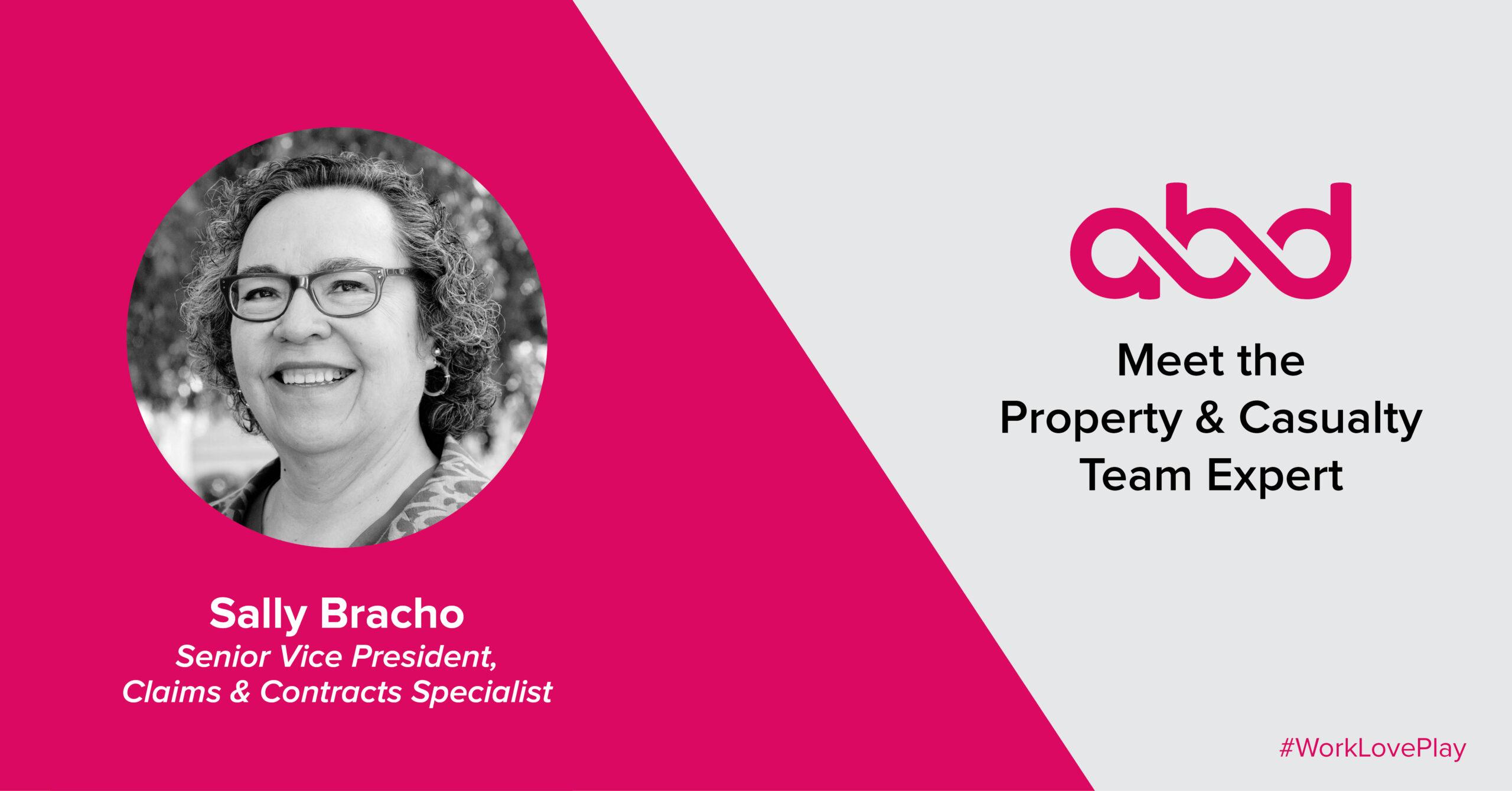 contract specialist Sally Bracho